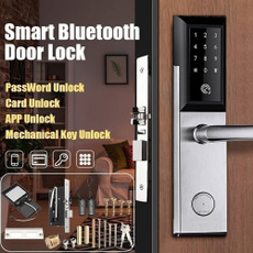 Keys, smartlock, Remote Controls, doorlock