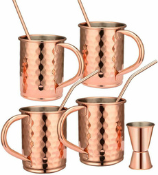 Copper, Regalos, Cocktail, Cup