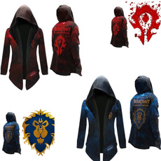 worldofwarcraftcloakcardiganhoodedtrenchcoat, cardigan, Cosplay, worldofwarcraftcosplay