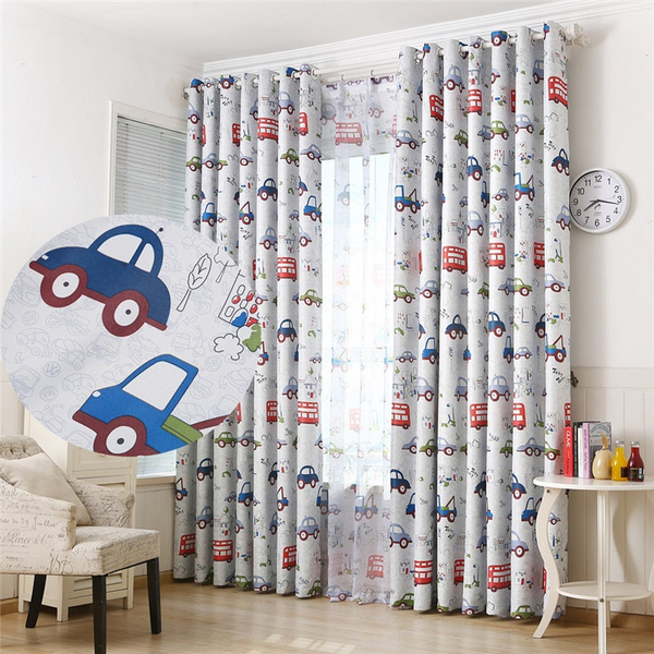 Kids Blackout Curtains For Bedroom Jarl