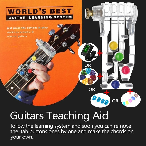 Practice CLASSICAL Chord Guitar Learning System Teaching Aid Exercise