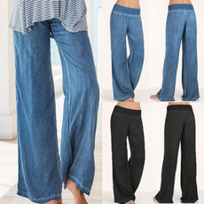trousers, Casual pants, pants, pantalonfemme