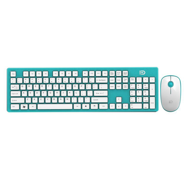 Wired Keyboard and Mouse Combo for Working or Games Pink Full-Size Ultra Slim Keyboard and Mouse Combo Set Keyboard & Mouse Combos Electronics