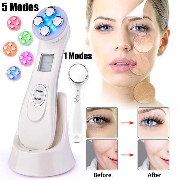 rfbeautydevice, facialcare, facemassager, led