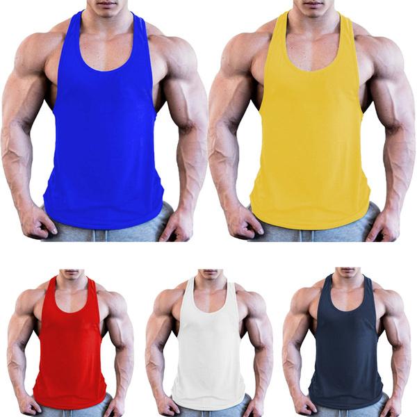 Men's Gym Vest Large