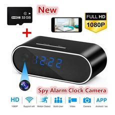 Spy, spycamerawifi, Clock, Photography