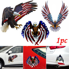cardecor, americaneagle, windowsticker, Car Sticker