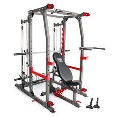 Marcy Pro Smith Machine Home Gym Training System Cage Sm