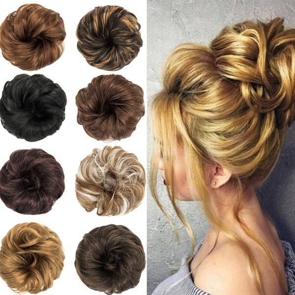Women's Fashion, Hairpieces, pony, Elastic