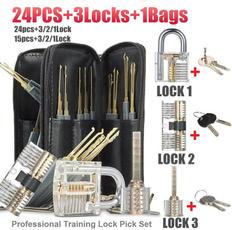 lockpick, repair, lockpickset, Lock