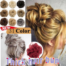 hairchignon, hairbun, womenhairpiece, wigscrunchie