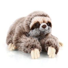 slothplushtoy, Toy, cuddlysloth, Animal