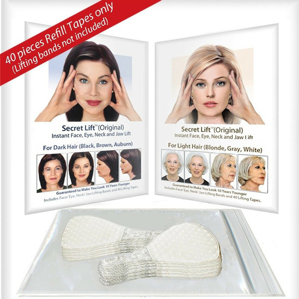 slimming, facelifting, Beauty, thinfacesticker