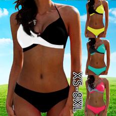 Summer, women bathing suit, Plus Size, women beachwear