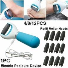 footcareexfoliating, pedicuredevice, Heels, pumicestone