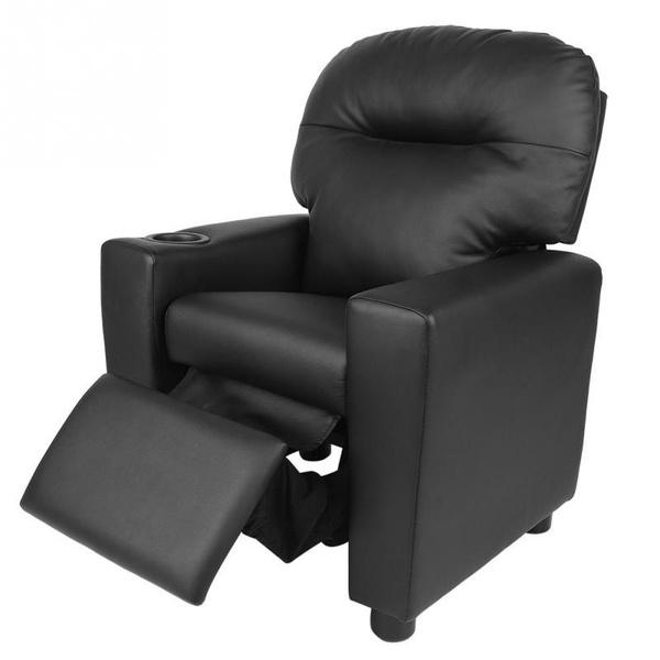 Single Recliner Sofa Chair Lounge Soft