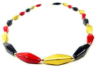 kanzler, german, germanjewelry, gold necklace