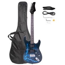Musical Instruments, Electric, beginner, guitarbag