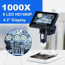 lcddisplaymicroscope, highdefinitionmicroscope, led, repairsolderingtool