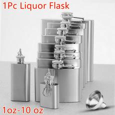 Steel, drinkingflask, portablealcoholbottle, stainlesssteelbottle