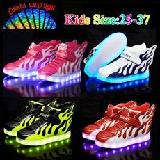ledshoe, Sneakers, Plus Size, led