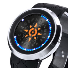 LED Watch, Touch Screen, led, Waterproof