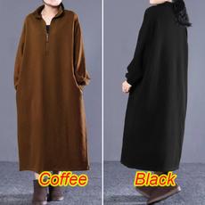 woolen, tunic, Winter, Sleeve
