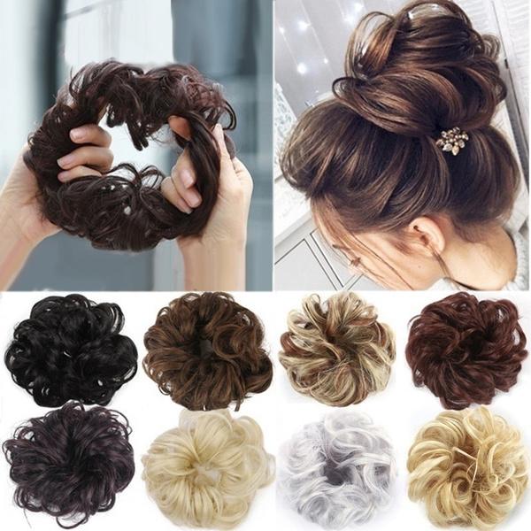 hairchignon, Hairpieces, hairbun, Fashion