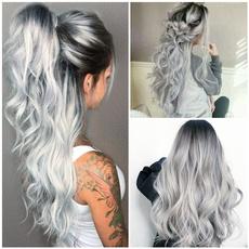 wig, wavewig, Cosplay, human hair