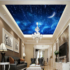 wallpapermural, Star, Waterproof, 3dwallpapermural