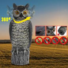 Owl, owldecoy, Toy, shootingdecoy