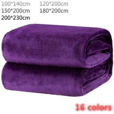 Fleece, Queen, Cozy, purple