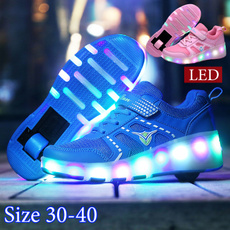 rollersneaker, Sneakers, Fashion, led