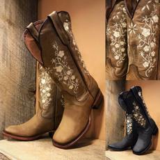 Vintage, leatherbootsforwomen, womenlongboot, leatherbootsmedieval