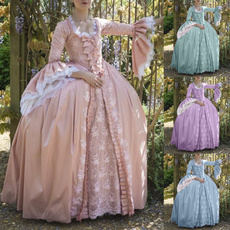 gowns, womens dresses, victorian, Medieval