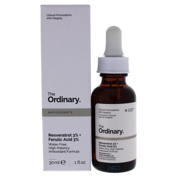 Resveratrol 3 Percent Plus Ferulic Acid 3 Percent By The Ordinary For Unisex 1 Oz Serum Wish