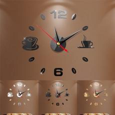 Decor, Home Decor, 3dwallclock, Clock