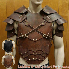 leatherbreastplate, steampunkarmor, Cosplay, Medieval