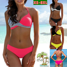 Summer, Plus Size, women beachwear, Plus Size Swimwear