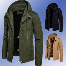 cardigan, Outdoor, Winter, Long Sleeve