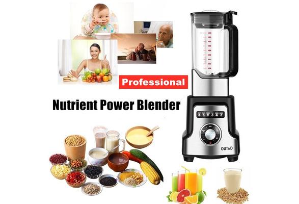 Kaffeemühle Smoothie Maker Blender 32000 kJ OUTAD 2000W  Standmixer 2L inkl