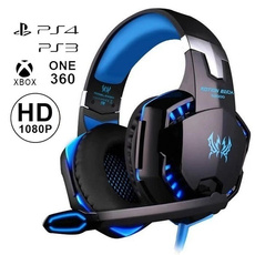 Headset, gamingheadsetcompatiblewithps4andxbox360, gamingheadphone, computergame