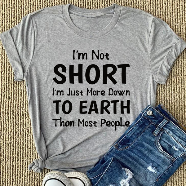 Gifts For Her, Funny, Tees & T-Shirts, Cotton