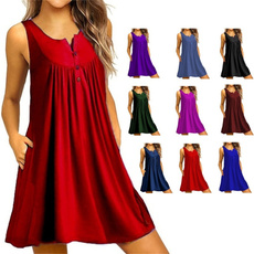 Summer, Fashion, ladies clothes, Dress