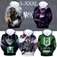 3D hoodies, Plus size top, coolhoodie, Plus Size