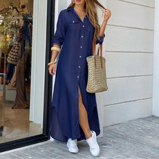 denim dress, Jeans Dress, Plus Size, shirt dress