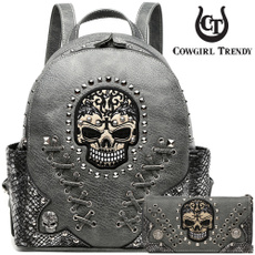 women's shoulder bags, Goth, Fashion, Shoulder Bags