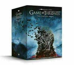 Box, gaes, DVDs & Movies