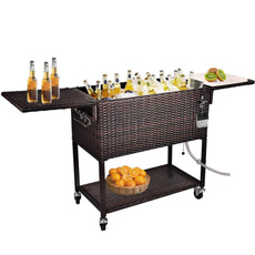 trolley, Patio, Outdoor, icechest