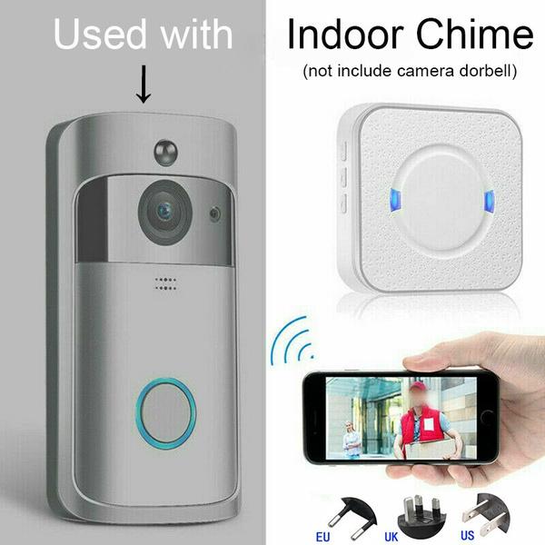 waterproofdoorbell, chimedoorbell, doorbell, Remote Controls
